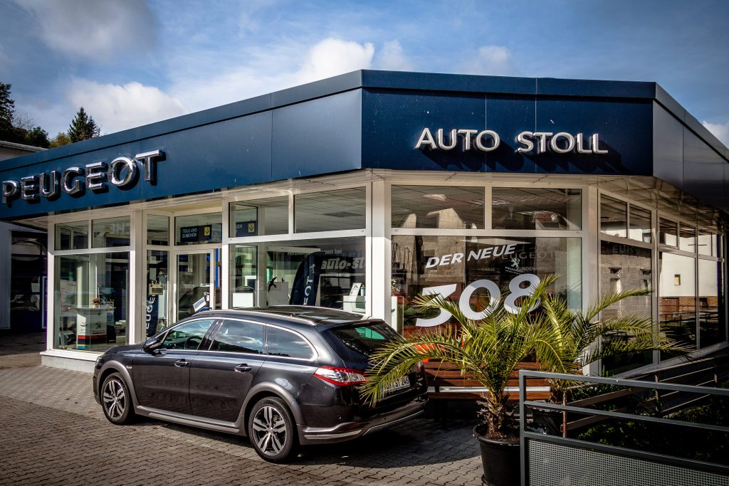 autohaus stoll – peugeot service-partner in 67724 gehrweiler